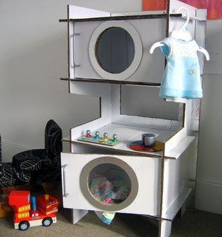 DIY_cardboard_washer_dryer
