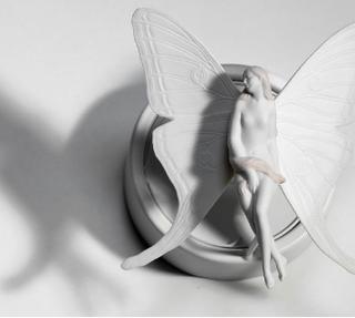 Lladro - fairy light_