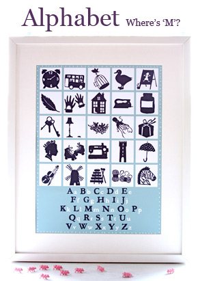 Famille_summerbelle_Alphabet