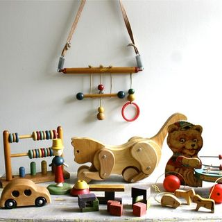 Vintage_infant_play_bar