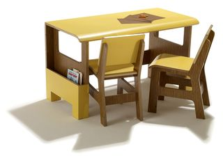 Dylan_gold_kid_desk_chair