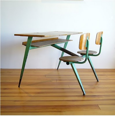 Prouve school desk