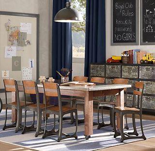 Restoration_hardware_vintage_schoolhouse_table_chair