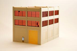 Loft_model_kit_red_caboose